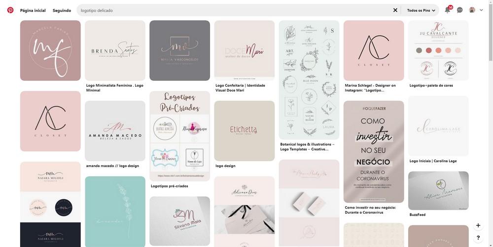 Passo a passo para criar o painel de inspirações no Pinterest para sua marca